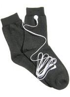 Носки серебряные