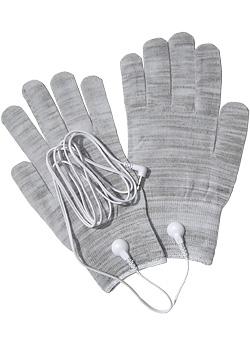 Перчатки серебряные