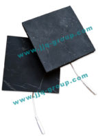 Электроды шунгитовые квадратные